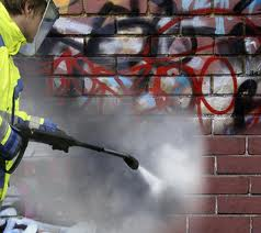 Graffiti removal in Richmond Virginia