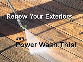 Powerwashing image