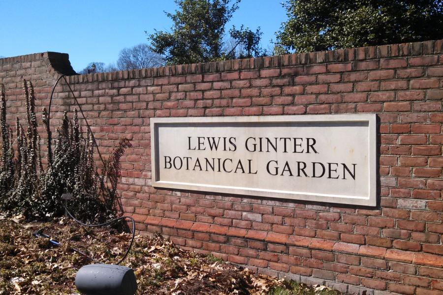 Lewis Ginter Botanical Gardens Power Wash This